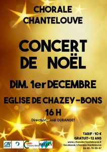 Concert de Noel 2019